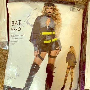 Sexy Bat Hero Halloween costume